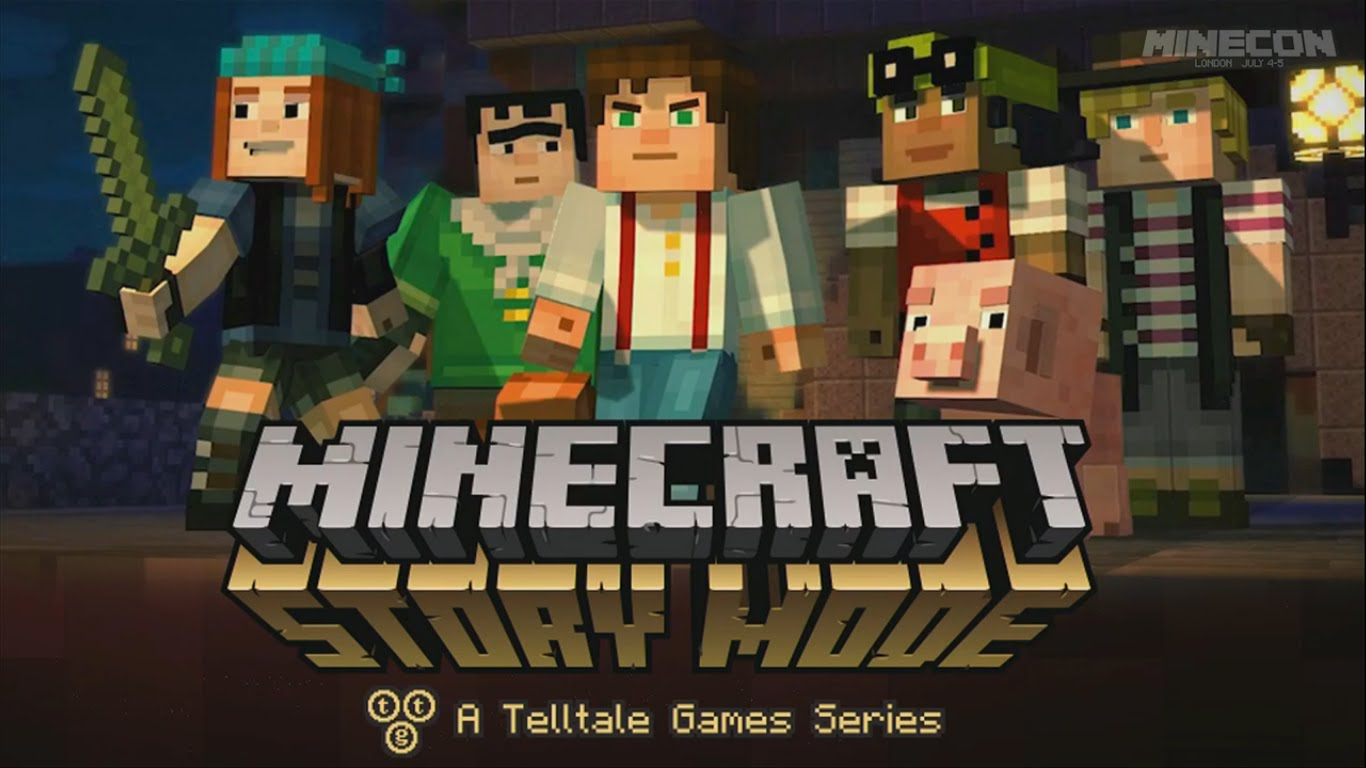 how to change your character in minecraft story mode