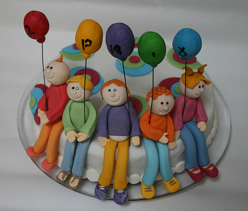 Birthday Cake Kids
