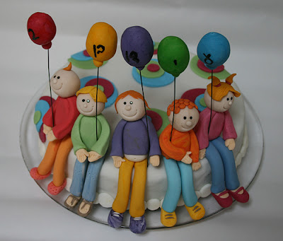 balloon Cakes For Kids