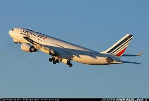 Vôo ( AF447 ) da Air France.