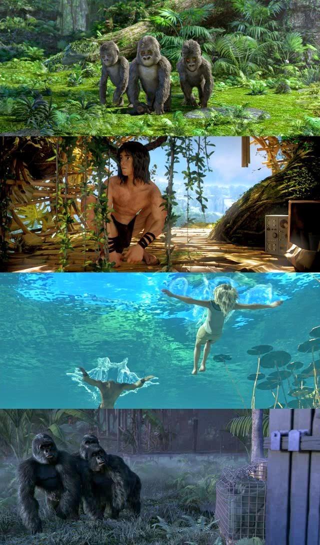Tarzan DVDRip Latino