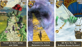 Temple Run: Oz 2013 Full Version ( Android Game )