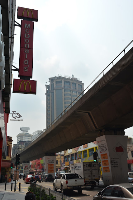 KL Metro monorail