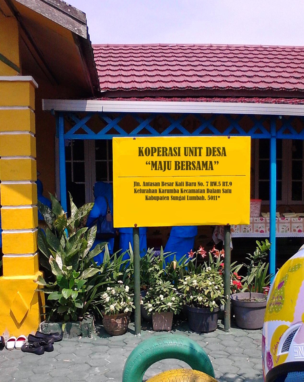 Prinsip dasar koperasi di indonesia
