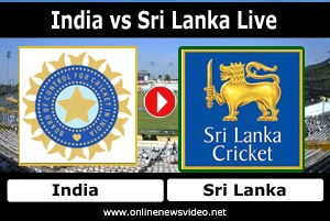 Asic Cup 2014 - India vs Sri Lanka Live Score