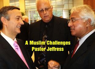 Muslim Challenges Baptist Pastor