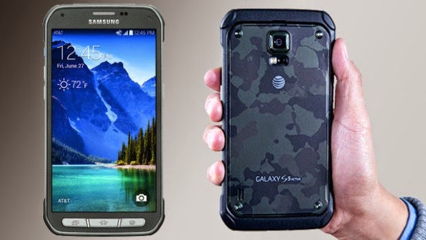 Samsung Galaxy S5 Active (Military Specification)