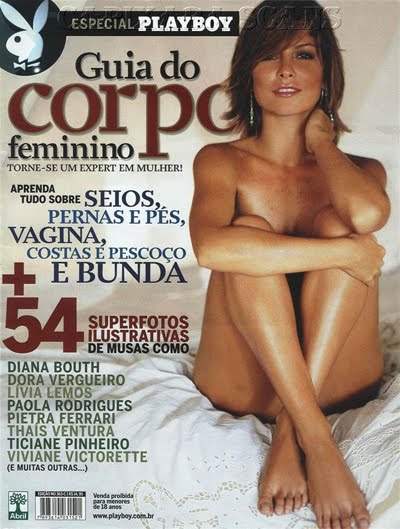Playboy Guia Do Corpo Feminino