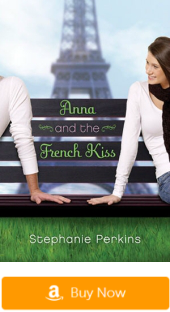 Books like the Fault in our Stars: Anna and the French Kiss