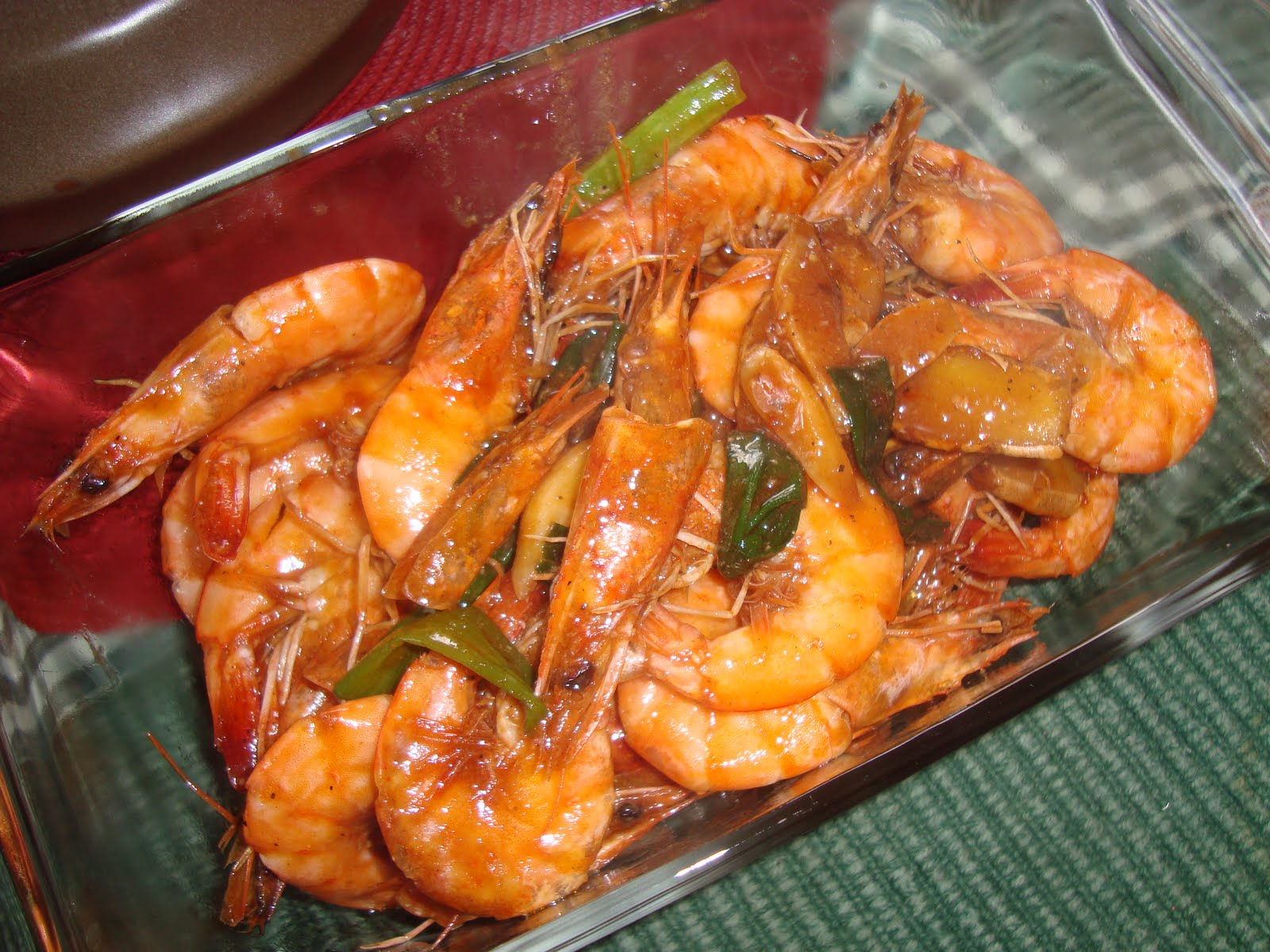Sauteed Shrimp Recipe — Dishmaps