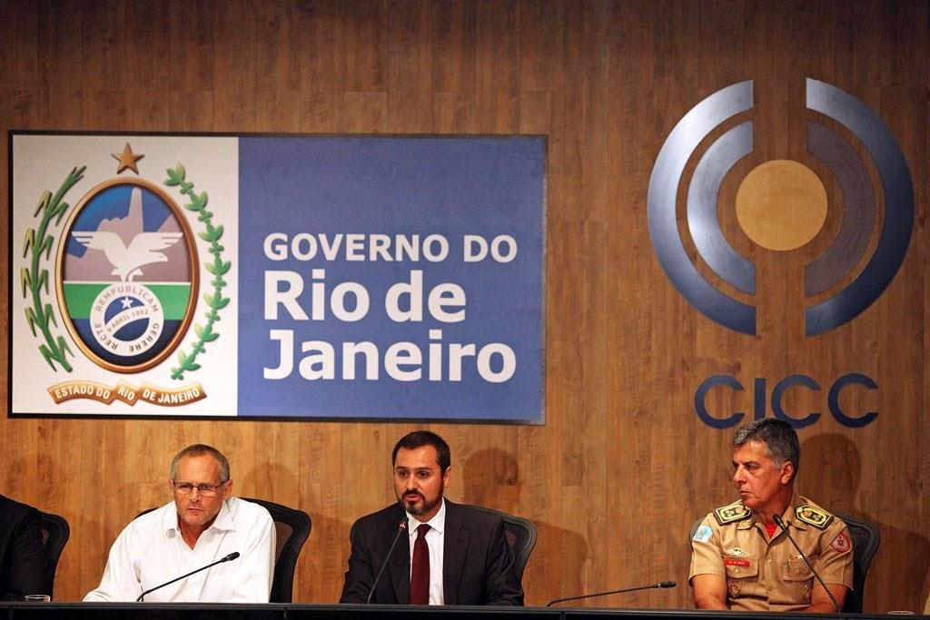 Governos criam comissão de segurança para os Jogos de 2016