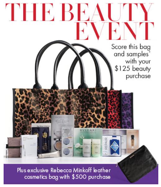 lola's secret beauty blog: Neiman Marcus Beauty Event In-Store ...
