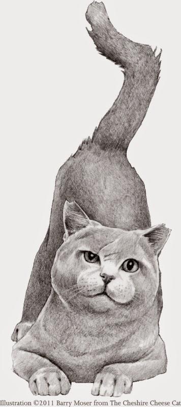 sous le feuillage le chat qui ne mangeait pas de souris