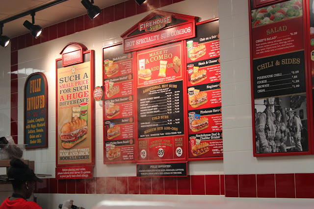 Firehouse Subs, Boston, Mass.