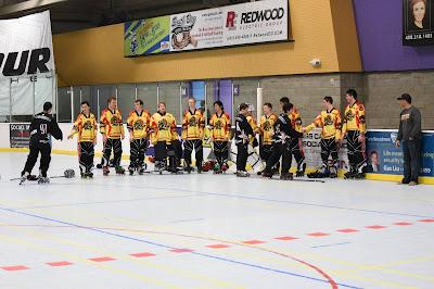 Hawaii Inline Hockey Team