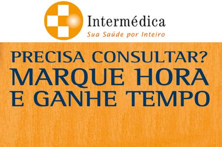 Marcar Consulta Intermédica 2014