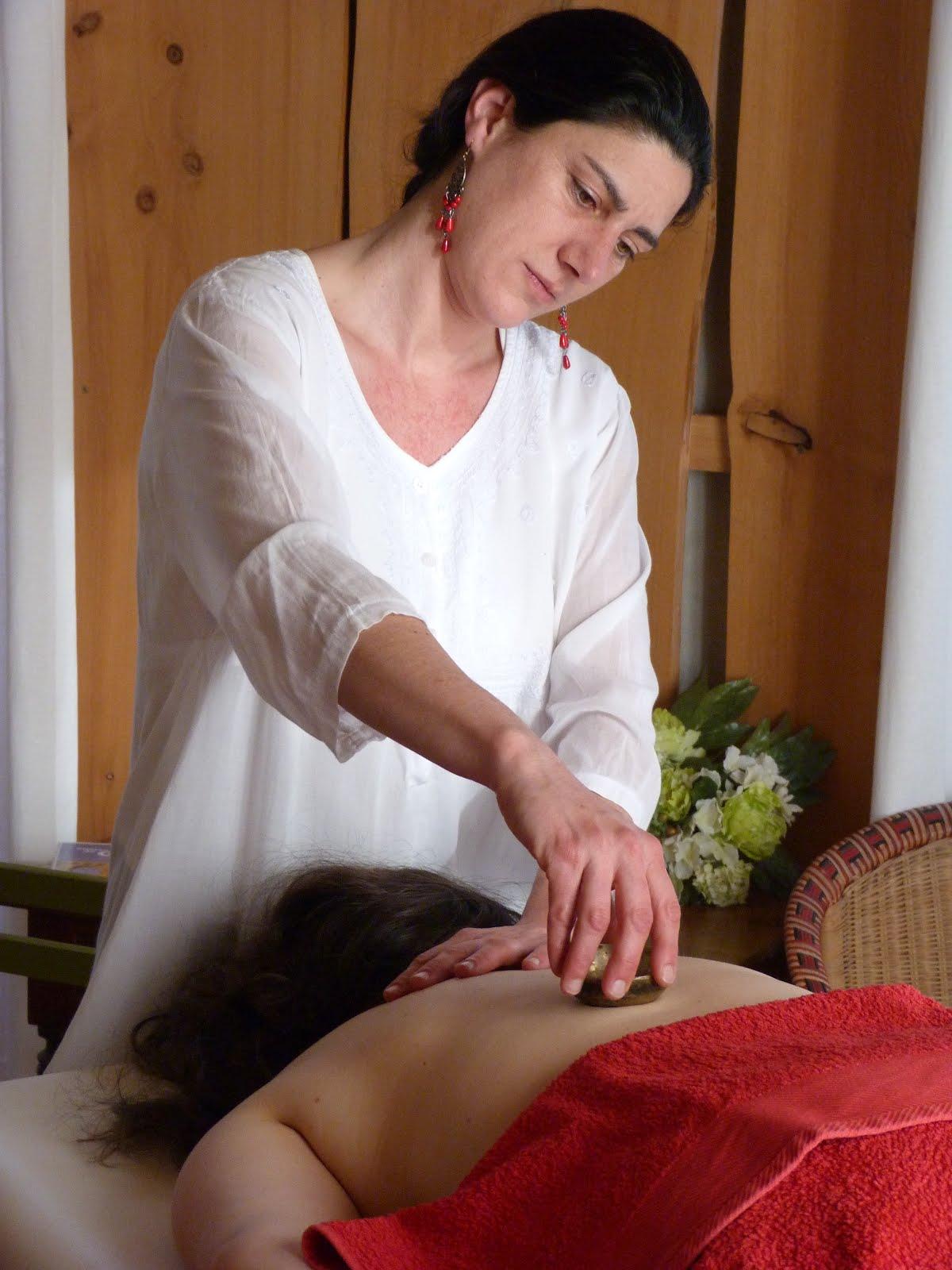 Massages avec Nathalie