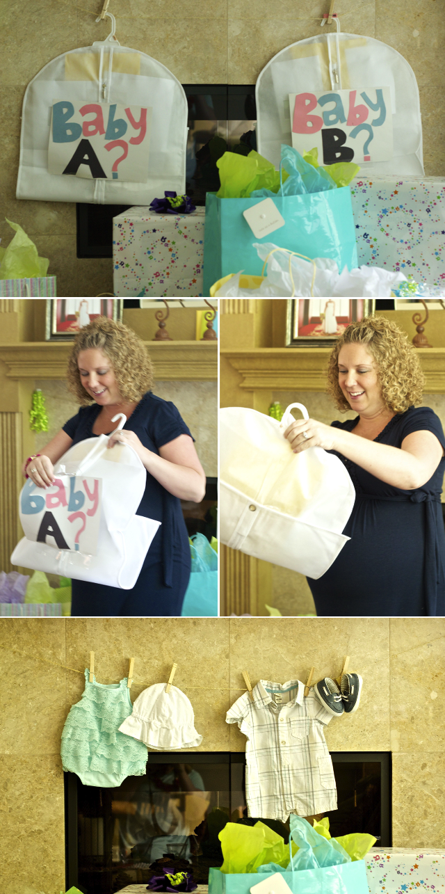 Baby Gifts For Either Gender : Chasing davies baby shower and a gender reveal party for