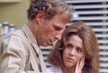 Bruce Dern and Jane Fonda star in COMING HOME
