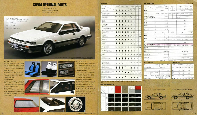 Nissan Silvia, Gazelle, 200SX, S12, JDM, equipment, wyposażenie, japoński sportowy samochód, zdjęcia, fotki, 日本車, スポーツカー, 日産, シルビア, ガゼール