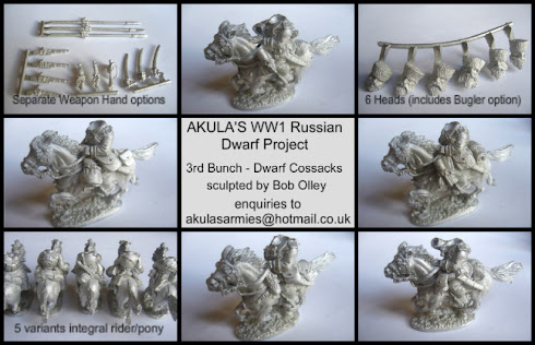3rd Bunch - Dwarf Cossacks