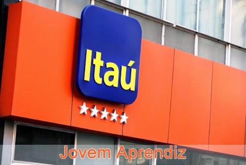 Jovem Aprendiz Itaú 2014 - Inscrições e Informações