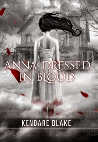Anna Dressed in Blood cover