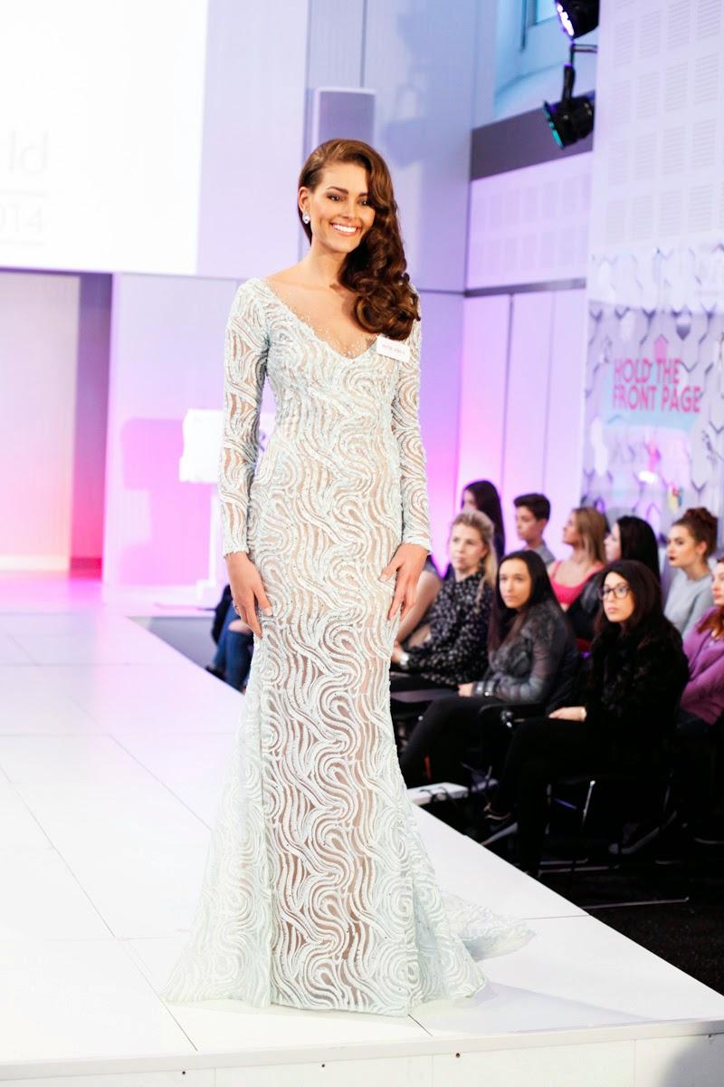 Sashes And Tiaras Miss World 2014 World Designer Dress