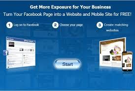pagina facebook sito web