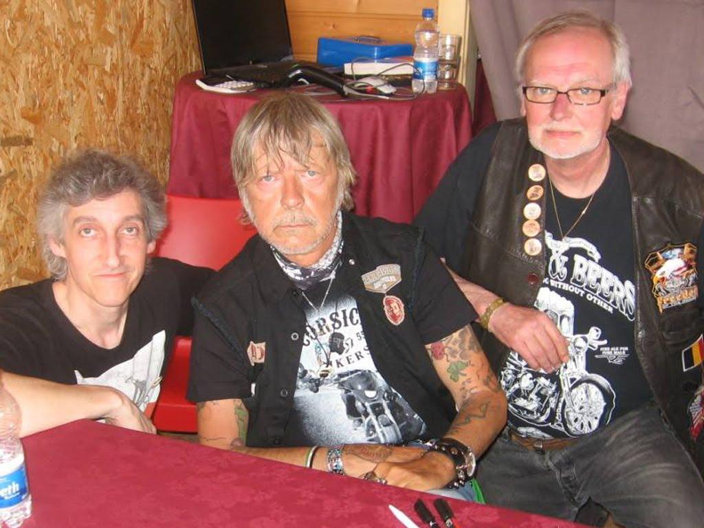 Thierry Laudrain, Renaud et André Lebrun