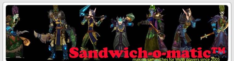 Sandwich-o-matic