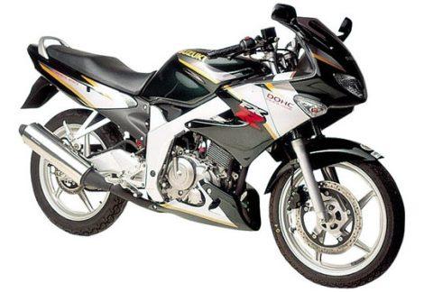 Suzuki FXR 150 motor half fairing yang mendahului zaman!