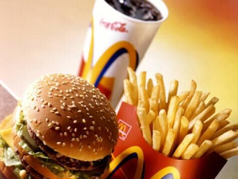 Fast Food McDonalds USA UK