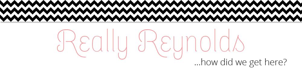 Really Reynolds