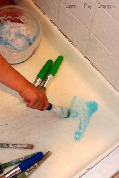 simple bath paint recipe