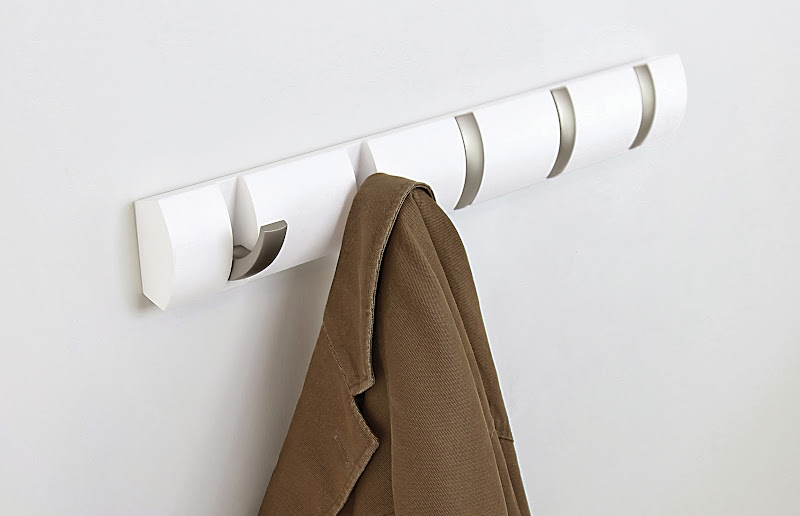 Umbra Flip Hook - Designer Modern Multi Coat Hook title=