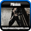 Plinius Female Muscle Artwork Thumbnail Image 1