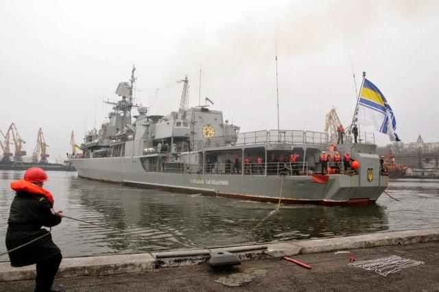 База флота останется в Одессе.