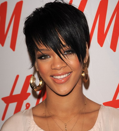 Black Short Hairstyles 2013