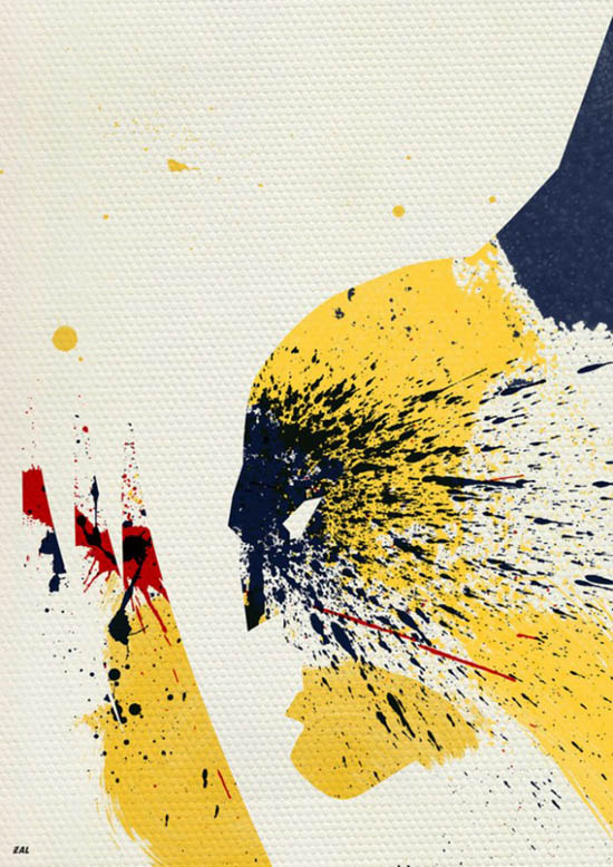 Super heróis -  Wolverine