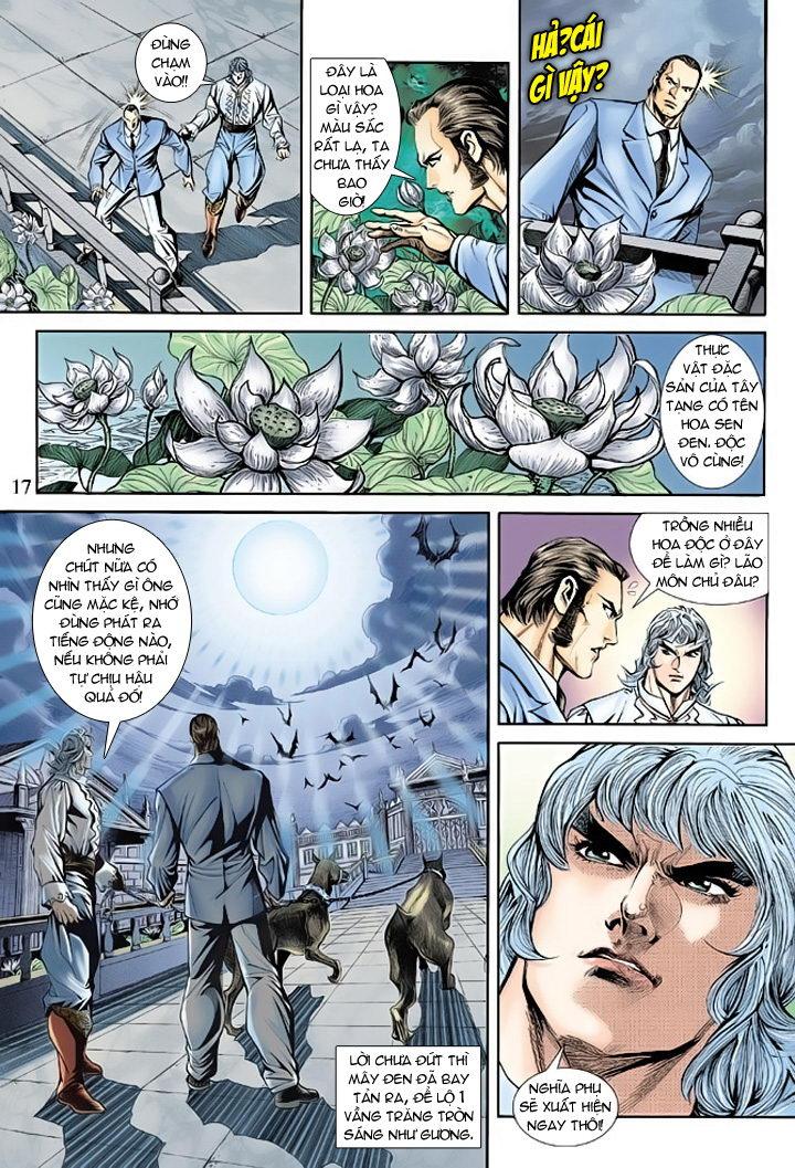 Tân Tác Long Hổ Môn chap 175 - Trang 17