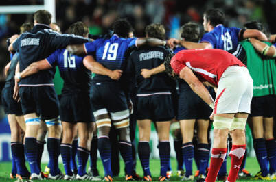 Coupe du monde de rugby 2011 la france s 39 incline en - Finale coupe du monde de rugby 2011 video ...