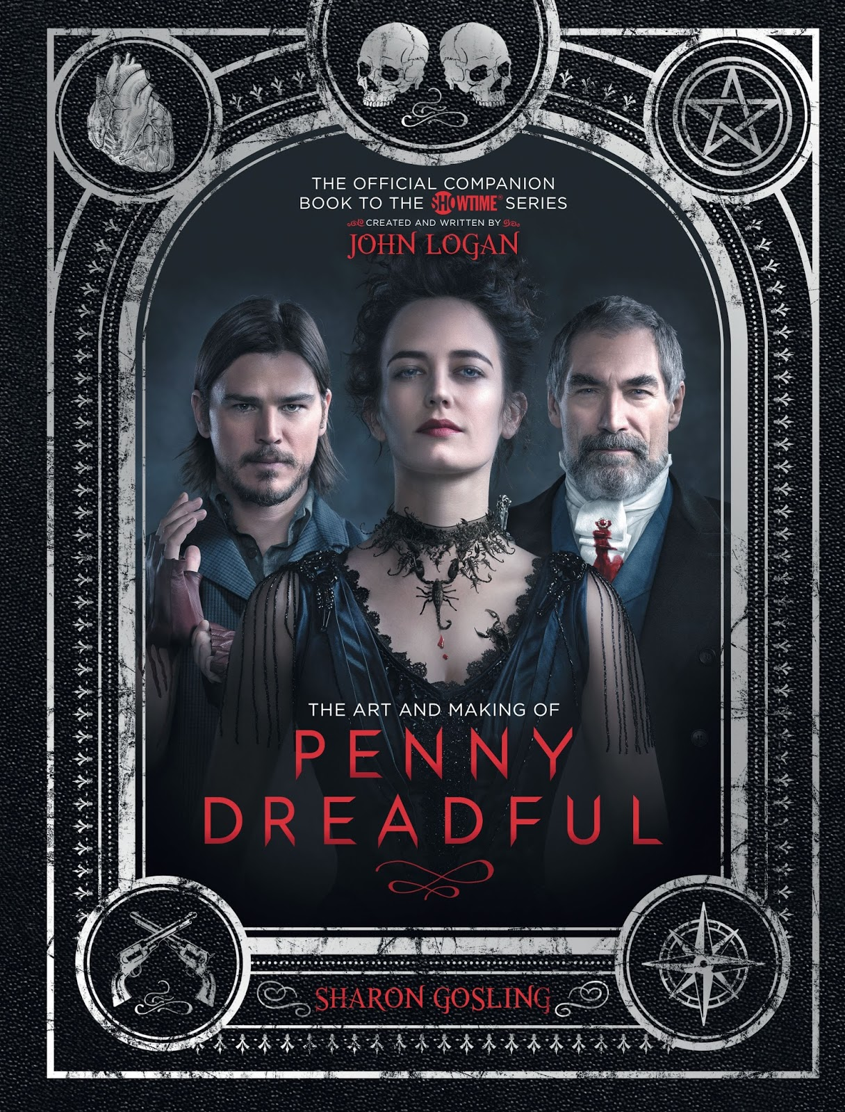 Penny Dreadful cover art