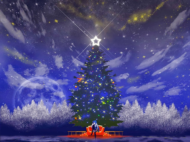 Christmas Tree Wallpapers Free Download