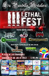 III Lethalfest