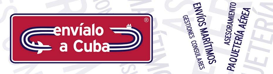 Paquetería y envíos a Cuba - envíaloacuba.com