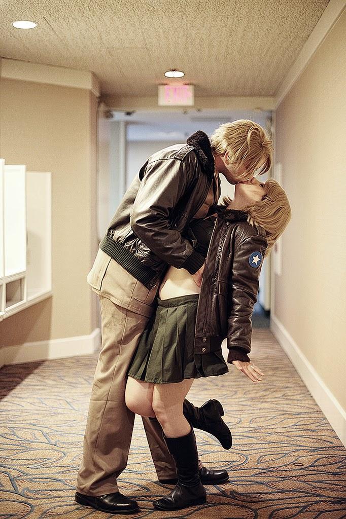 American kiss 2