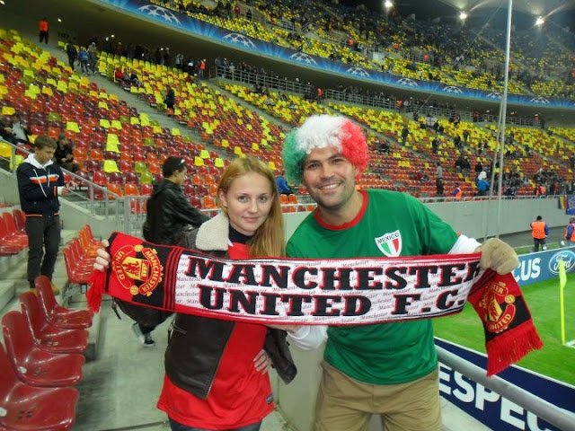 Manchester United Girls from Moldova
