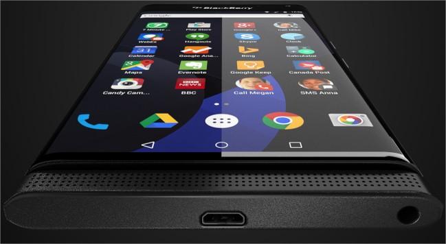 BlackBerry Venice bajo android carateristicas y fotos