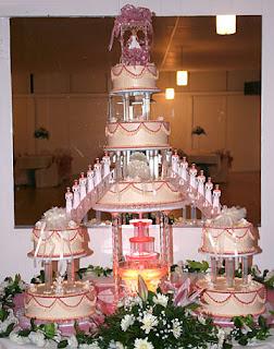 Unique Quinceanera Cake Decorating